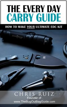 Awesome ebook that dives deep into the topic of Every Day Carry. It shows newbies how to make their first kit as well as shows experienced people how to refine their existing one. Check it out today!