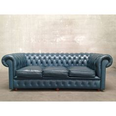 Chesterfield. Love this colour