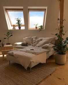 Room Ideas Bedroom, Home Bedroom, Bedroom Decor, Bedrooms, Aesthetic Room Decor, Cozy Room, Dream Home Design, Dream Rooms, House Rooms