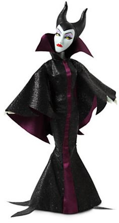 Maleficent Classic Doll - 12'' Disney Maleficent, Diamond Girl, Disney Sleeping Beauty, Disney Dolls, Young Ones, Disney Pixar, Fangirl, Birthday Gifts, Darth Vader