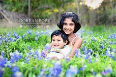 spring, bluebonnets, austin child photographer