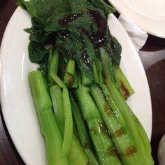 Shun Won Chinese Restaurant - Flushing, NY, United States. Chinese broccoli with…