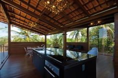 Energy-Efficient Holiday House – Casa Tropical by Camarim Architects | Home Decor