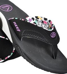 Love reef flip flops : ) Very comfortable, good arch support