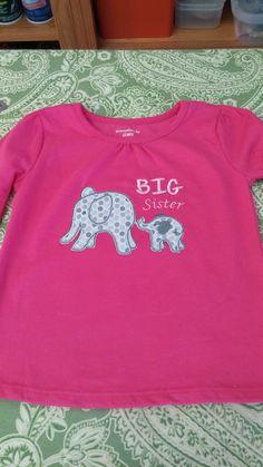 Big Sister Shirt for Andi