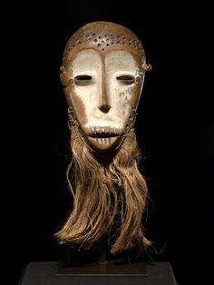 Unknown Artist, Bwami mask, Lega, Democratic Republic of the Congo, Africa, 19th Century, Tambaran