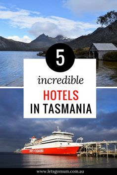 Still wondering where to go these September school holidays? Here are five amazing Tasmania hotels - and you can still book in for the holidays! Australia Destinations, Australia Tourism, Visit Australia, Western Australia, Travel Destinations, Travel Tips, Overseas Travel, Travel Abroad, Visit Sydney