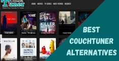 Top 10 Best Couchtuner Alternatives to Watch Movies Online Streaming Tv Shows, Streaming Sites, Streaming Movies, Watch Free Movies Online, Watch Movies, Popular Movies, Latest Movies, Home Movies, Tv Episodes