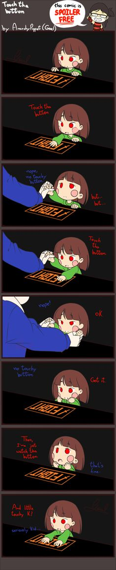 OMG CHARA IS ADORABLEEES