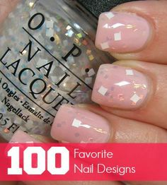 Click for 100 popular nail looks!
