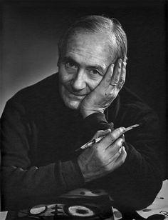 Joan Miró, Barcelona (1893-1983). Catalan painter, Sculptor, muralist and ceramist. Surrealism, Dada, Personal, Experimental.