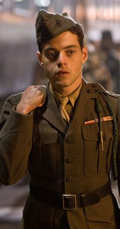Still of Rami Malek in The Pacific (2010)
