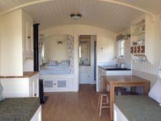 shepherds hut gypsy caravan camping pod yurt, french roulotte static caravan | eBay