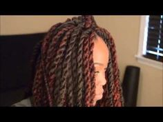 Crotchet Braid Twists! (Natural Hair Tutorial/How-To). Link download: http://www.getlinkyoutube.com/watch?v=9AzgKx-urc8