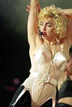 Madonna corset-inspirations