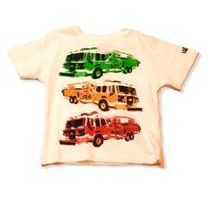 Firetrucks...E would love this!
