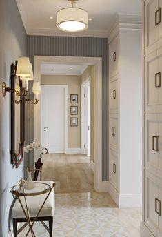Новыйl Элегантная прихожая в доме (180+ Фото): Самые модные и доступные интерьеры
