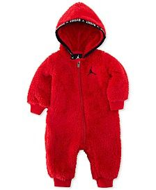 Nike Baby Boys and Girls Play All Day Hooded Coverall & Reviews - All Baby - Kids - Macy's Nike Baby Clothes, Baby Boy Clothes Hipster, Luxury Baby Clothes, Cute Baby Boy Outfits, Designer Baby Clothes, Newborn Boy Clothes, Trendy Baby Clothes, Kids Outfits, Baby Nike Outfits