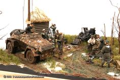 TRACK-LINK / Gallery / Eastern Front - 129th ID