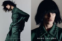 Anja Rubik Marc Jacobs SS15 Destyled