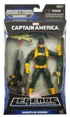 Marvel Comic Universe, Comics Universe, Captain America Comic, Captain Marvel, Soldier Action Figures, Hasbro Marvel Legends, Batman Vs Superman, Comic Book Heroes, Worlds Of Fun