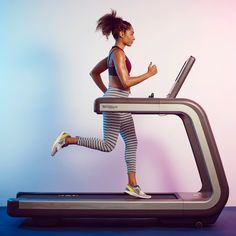 Even the most reluctant runners will love this 30-day treadmill challenge.