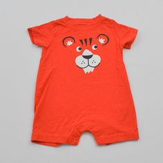Tiger Tot // Baby Boys 0-3 mos. Romper- Carter's- Click to see the whole 12 piece lot!