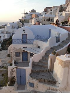 Santorini. One of my favorite places