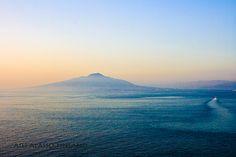 Mount Vesuvius, Napoli Italia by Aili Alaiso