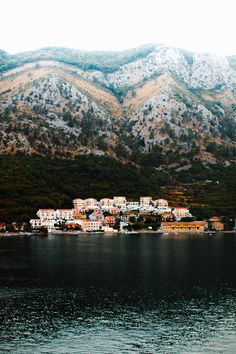 Kotor Montenegro - Tiny village on the outskirts! [OC] [3648x5472] via Classy Bro