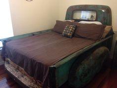 Truck Bed Queen Size 53 Chevy