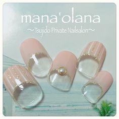デートにもオフィスにも大人気!可愛らしくキマる春ネイルデザイン Japanese Nails, Nail Designs, Pearl Earrings, Make Up, Nail Art, Nail Polishes, Beauty, Hair, Finger Nails