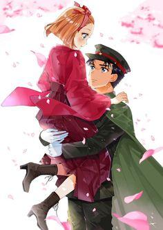 Sonoko and Makoto | Detective Conan