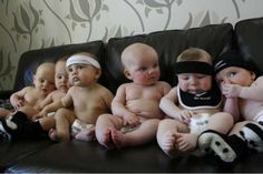 www.nzallblacks.net  All blacks babies! Is this the next front row? #babies #rugby
