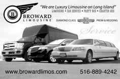Long Island Party Bus by Broward