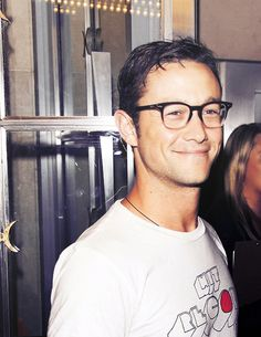 joseph gordon-levitt. he is adorable
