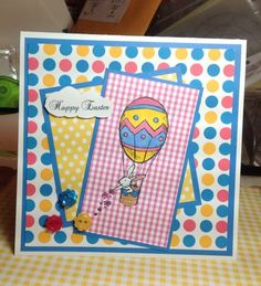 Tags:  Stampin Up, Easter, Child