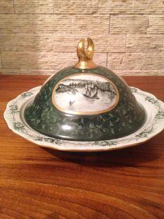 Handpainted porcelain