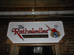 Ribbon cutting at the Rathskeller!  See more here:  https://plus.google.com/u/0/b/116017024870317155252/photos/116017024870317155252/albums/5894183572878505265