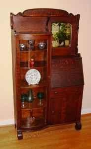 Antique side by side furniture