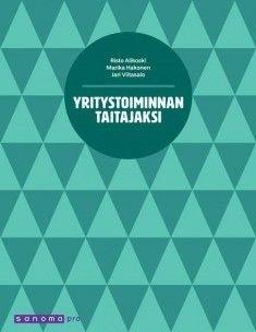 Yritystoiminnan taitajaksi /   Risto Alikoski, Marika Hakonen, Jari Viitasalo Hakone, Chart