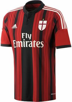 Milan 14-15 Home, Away and Third Kits - Footy Headlines