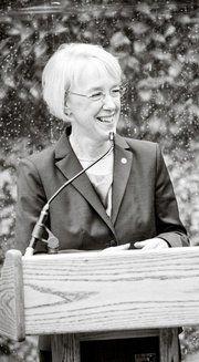 20 women in the 2013 US Senate, thanks to DSCC Chairwoman Patty Murray - my hero!!!!