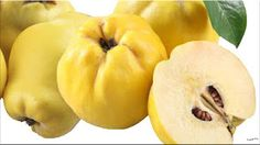gambar buah Quince