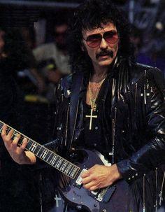 The Master Tony Iommi by Metallica, Tony Iommi, Rock N Roll, Gus G, Black Label Society, Metal T Shirts, Tribute, Famous Musicians, Heavy Metal Music