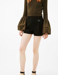 Women's Shorts for Spring Summer 2017 | Bershka
