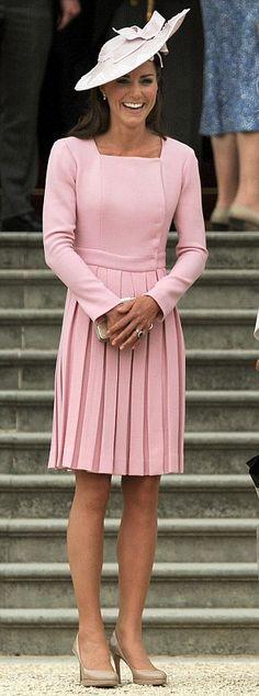 Duchess Catherine - hat perfection