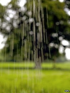Preserved rain provides clues to ancient atmosphere