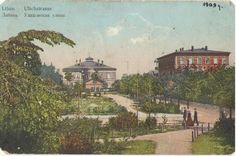 Ullich strase Libau 1911