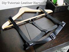 DIY Leather Fashion Harness | Operation Overhaul